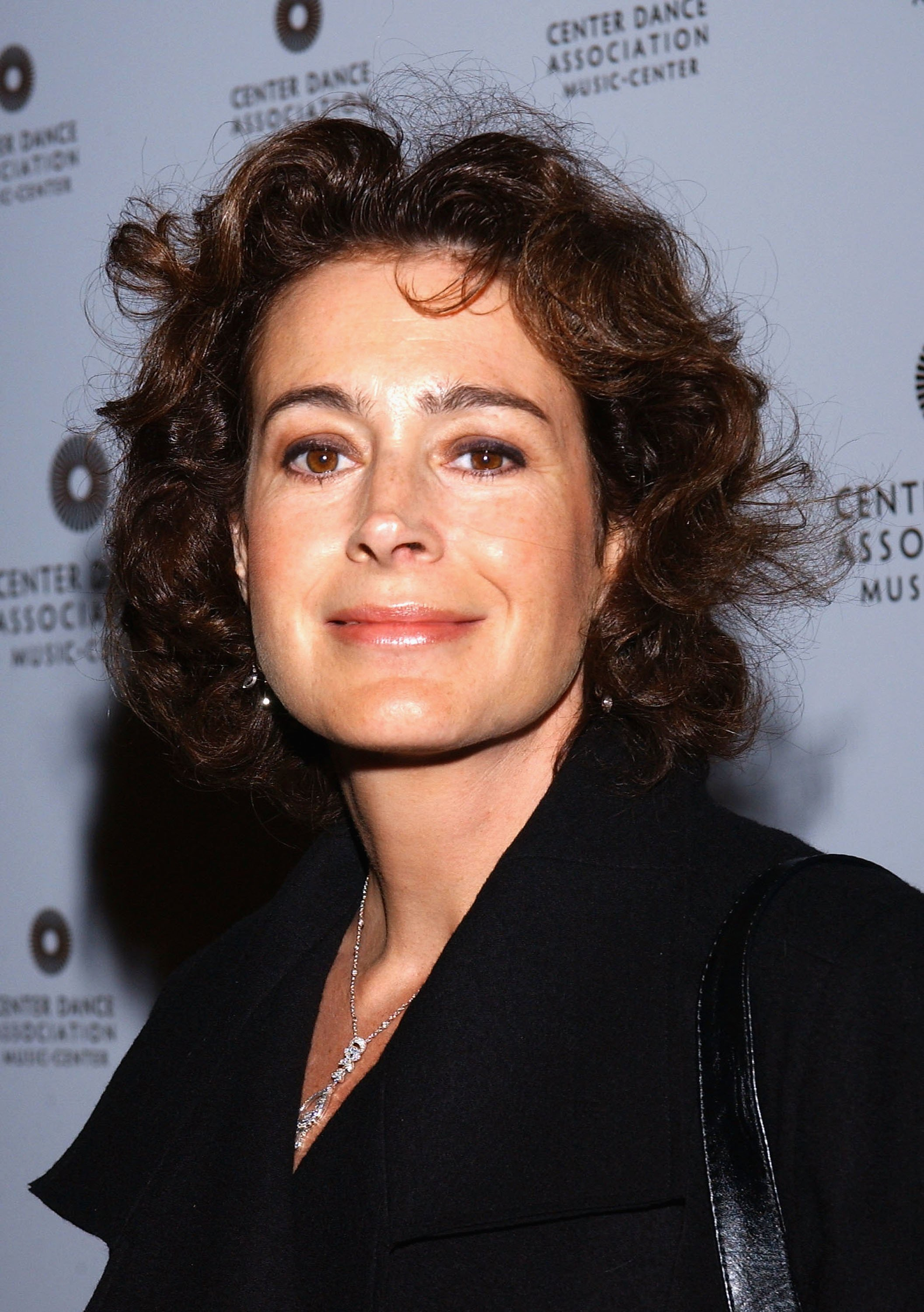Sean Young attends the New York City Ballet Gala at the Dorothy Chandler Pavilion. | Source: Getty Images
