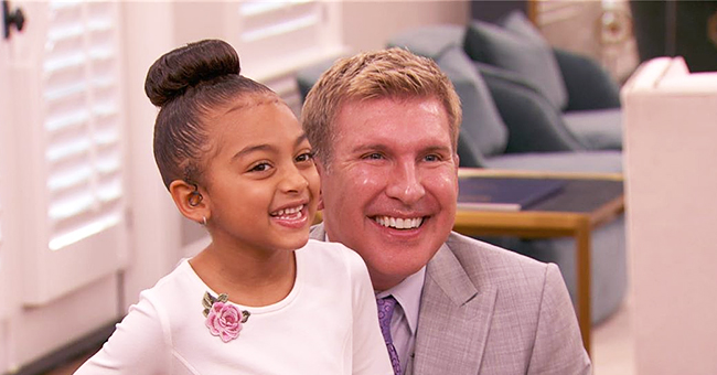 Todd Chrisley Will Accompany Granddaughter Chloe on Her First Father-Daughter Dance