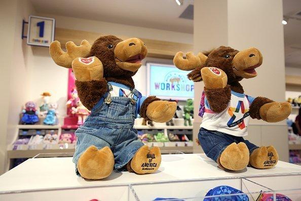 Build-a-Bear-Geschäft | Quelle: Getty Images