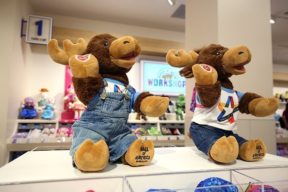 Build-a-Bear store | Photo: Getty Images