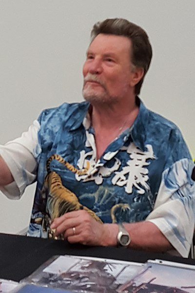 Vernon Wells, 2015. | Source: Wikimedia Commons