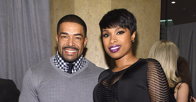 Jennifer Hudson and her ex-husband David Otunga at the Pre-GRAMMY Gala and Salute To Industry Icons on February 7, 2015 in Los Angeles, California. | Photo: Getty Images