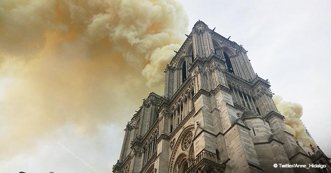 FLASH INFO : Notre-Dame de Paris en feu : les vidéos horrifiantes de l'incendie dévoilées
