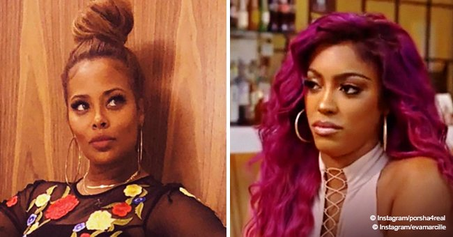 RHOA: Eva Marcille almost ruins Porsha's big announcement, accuses her of 'character assassination'