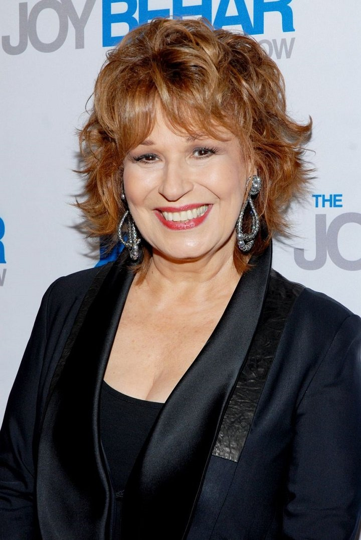 """Joy Behar attending """"The Joy Behar Show"""" launch party at the Oak Room in New York City in September 2009. 