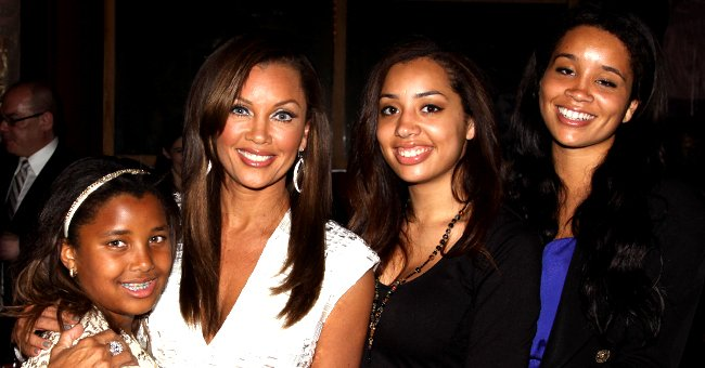 Vanessa Williams of 'Ugly Betty' Fame Shares Throwback Photo from 1990 as She Smiles with Her Adorable Daughters