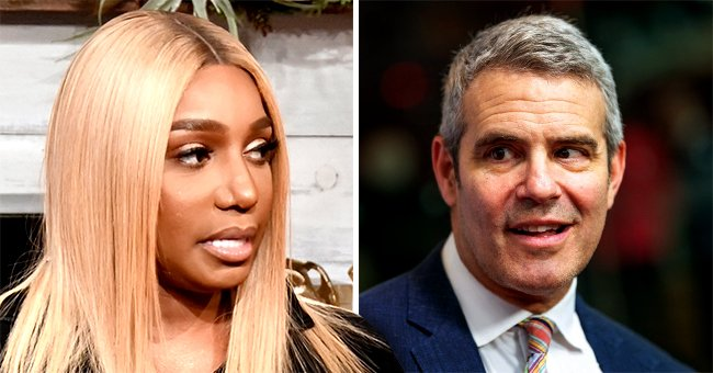 NeNe Leakes from RHOA Reacts to WWHL Host Andy Cohen's Criticism of Her Recycled Dress