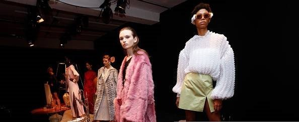 Modelos en el London Fashion Week. Fuente: Getty Images/Global Images Ukraine