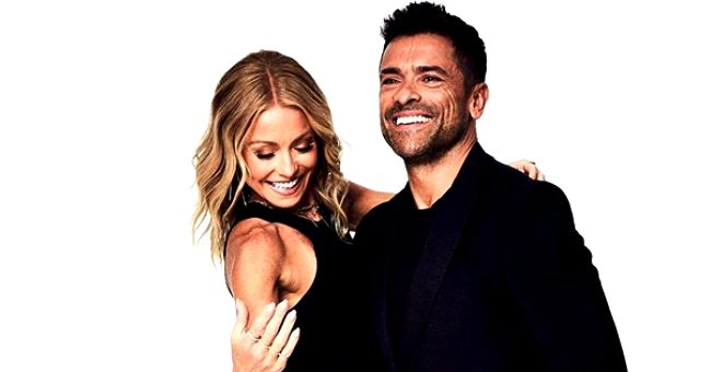 Kelly Ripa from 'Live!' Celebrates Christmas in the Mountains with Her Husband Mark Consuelos