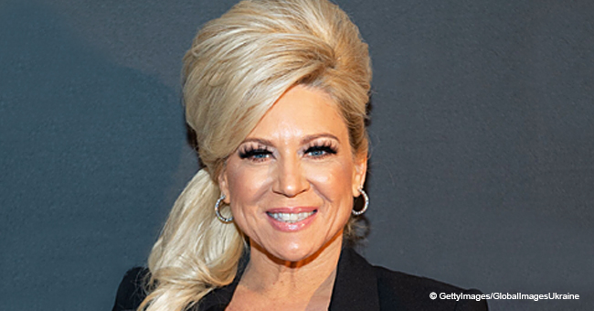 'So Pretty Right': Theresa Caputo Goes Makeup-Free as She Shares a New Photo from Her Canada Tour
