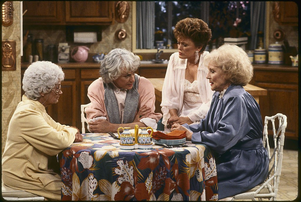 THE GOLDEN GIRLS - 9/24/85 - 9/24/92, ESTELLE GETTY, BEA ARTHUR, RUE MCCLANAHAN, BETTY WHITE | Photo: Getty Images