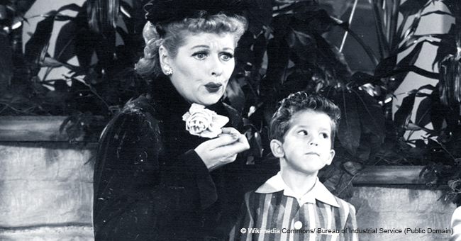 Little Ricky from 'I Love Lucy' Is 68-Years Old Now and He Still Has His Iconic Smile
