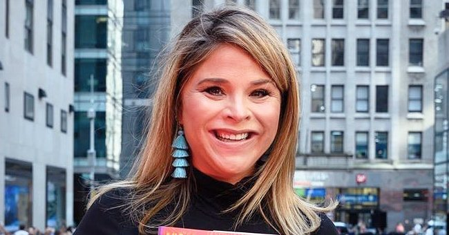 Jenna Bush Hager from 'Today' Wishes a Merry Christmas with Adorable Photo of Her Big Beautiful Family