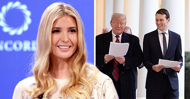 Ivanka Trump Posts Congratulations on Father's Day and Incites a Twitter Storm