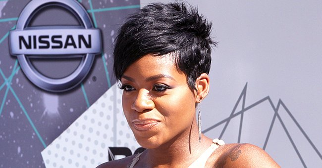 Fantasia's Daughter Zion Looks Just like Mom in Recent Black & White Photos