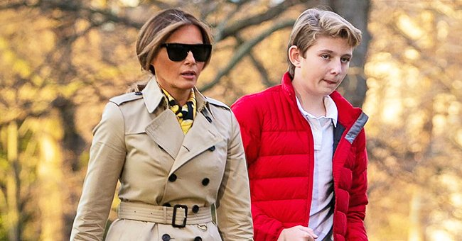 Melania Trump's Sister Shares Photo of 3-Year-Old Nephew Baron, Showing His Resemblance to Mom