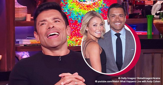 Mark Consuelos reveals he & Kelly Ripa broke up days before the wedding in a frank new interview