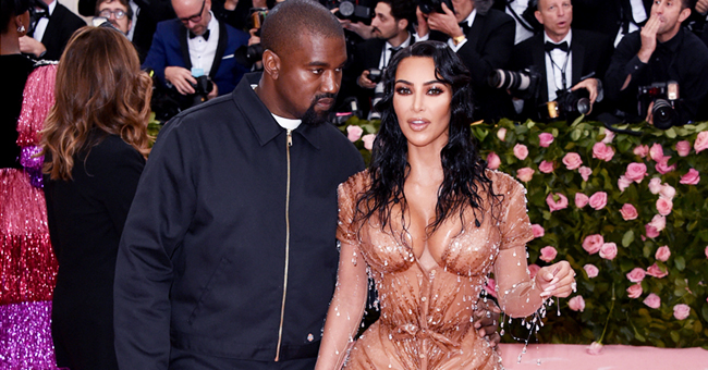 Kim Kardashian's Husband Kanye West Felt Her Met Gala Dress Was Too Racy