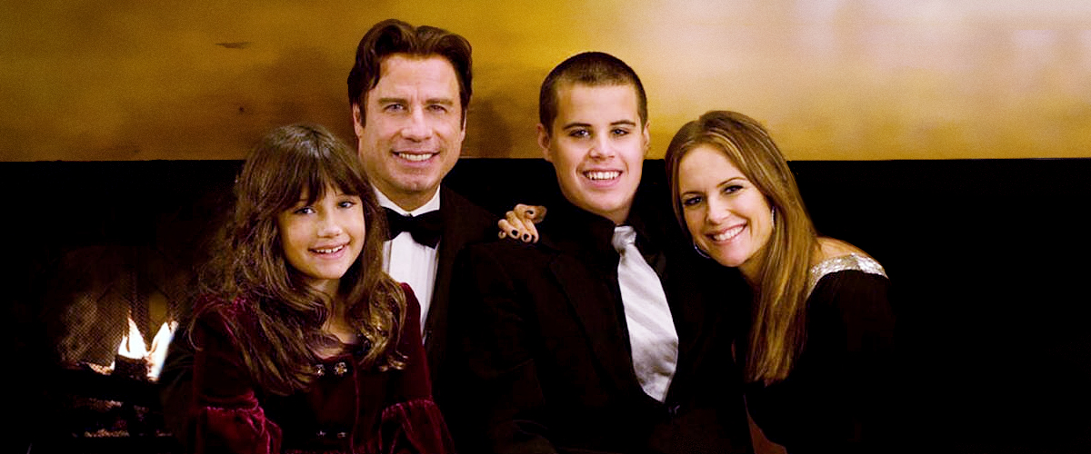 John Travolta on How Scientology Helped Him Cope with the Death of His Son