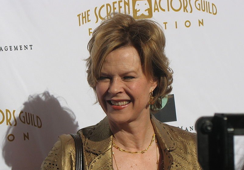 JoBeth Williams at the SAG Foundation brunch. | Source: Wikimedia Commons
