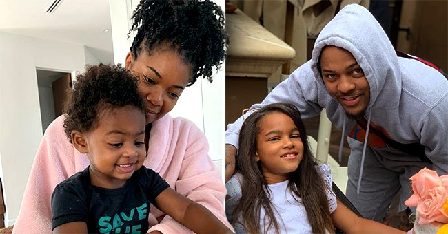 Gabrielle Union's Daughter Kaavia's IG Picks Bow Wow's Daughter Shai as This Week's Woman Crush