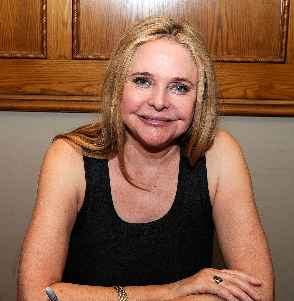 Priscilla Barnes attends the 2013 Chiller Theatre Expo at Sheraton Parsippany Hotel on April 26, 2013 in Parsippany | Photo: Getty Images