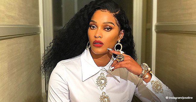 Joseline Hernandez Dragged for Dressing Daughter in Pink Dress & Unicorn Hat for School in New Pic