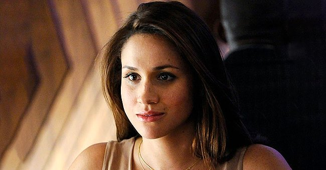 'Suits' Creator Aaron Korsh Posts Throwback Photo of Meghan Markle Posing With Former Co-stars
