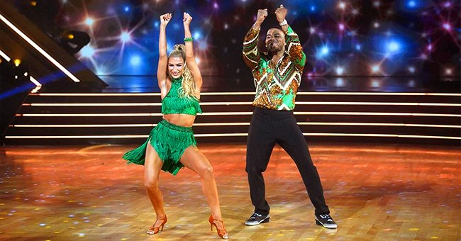 DWTS Fans Encourage Nelly to Loosen His Hip Movements after a Stiff Cha Cha Performance