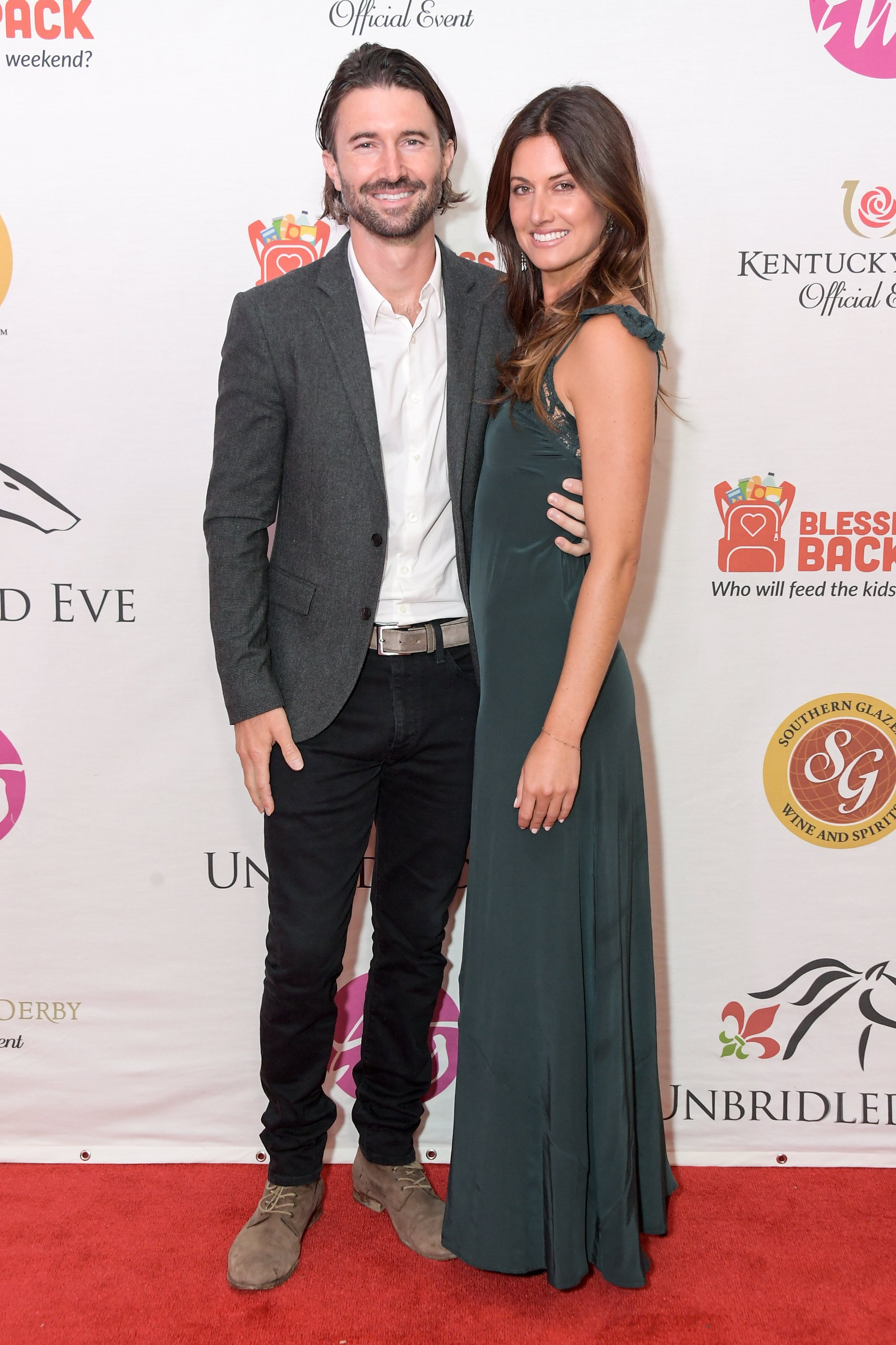 Brandon Jenner and Cayley Stoker attend the 145th Kentucky Derby Unbridled Eve Gala on May 03, 2019, in Louisville, Kentucky. | Source: Getty Images.