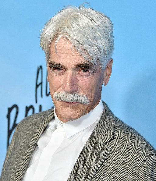 Sam Elliott at ArcLight Hollywood on February 24, 2020 in Hollywood, California. | Photo: Getty Images