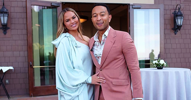 John Legend, Chrissy Teigen and Their Kids Are on Vanity Fair Cover, Talk about Family & Music
