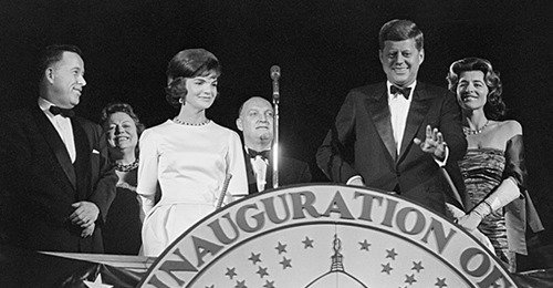 Here's a Look Back at John F Kennedy's Historical Inauguration Ceremony 60 Years Ago