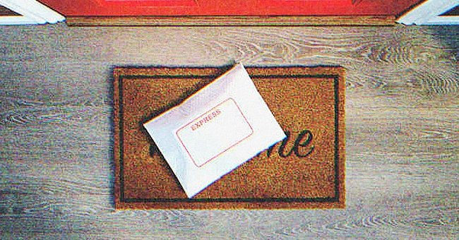 Gilbert received a surprise envelope one day.   Source: Shutterstock