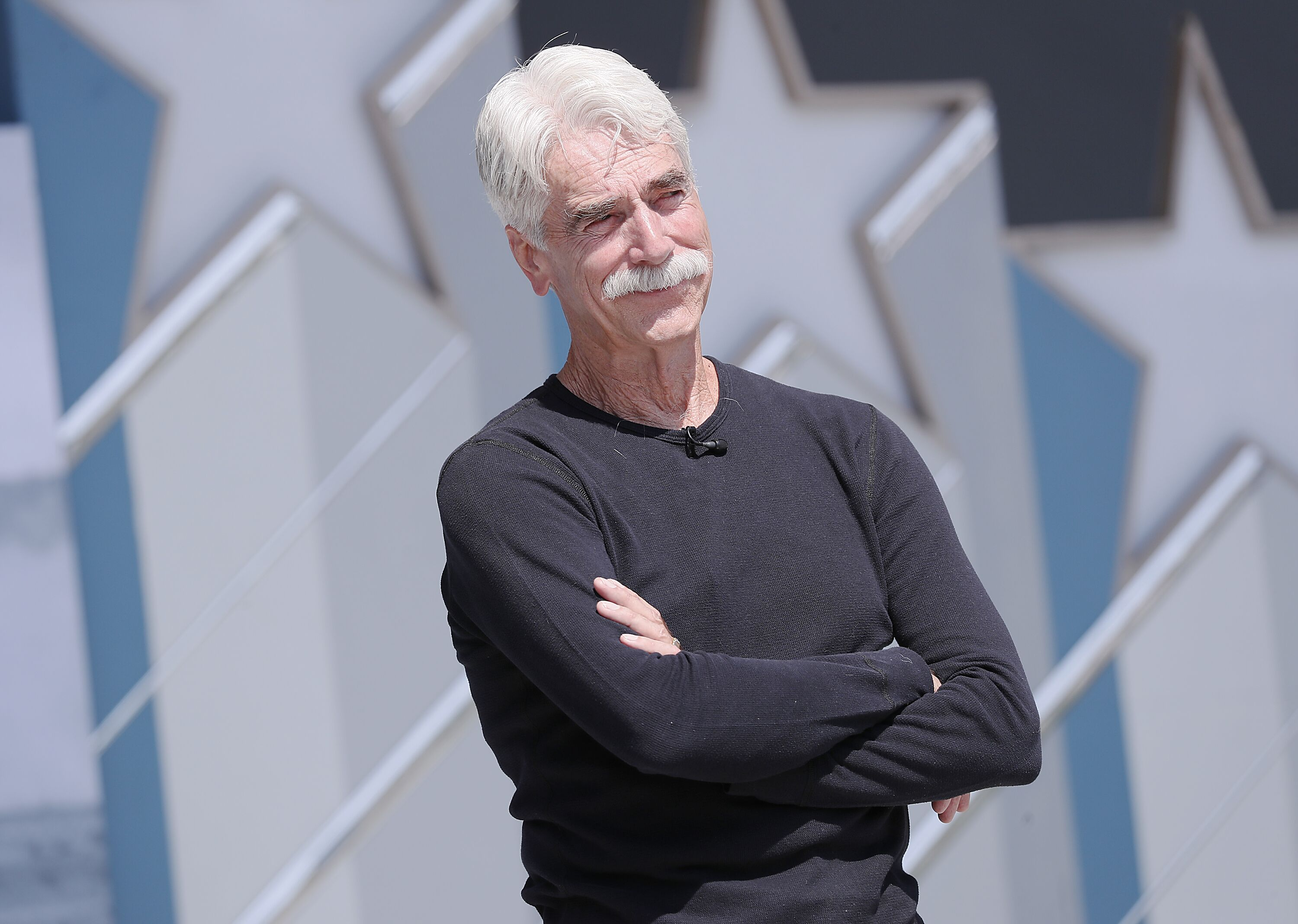 Sam Elliott at the National Memorial Day Concert - Rehearsals on May 25, 2019 | Photo: Getty Images
