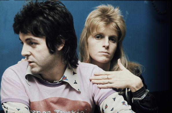 Paul and Linda McCartney / Photo:Getty Images