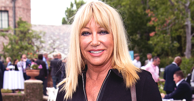 Suzanne Somers' Post Proves Her Granddaughters Inherited Her Smile