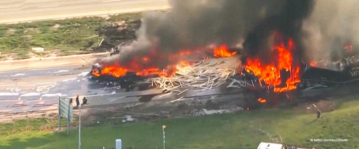 Colorado Freeway Crash Kills Multiple People