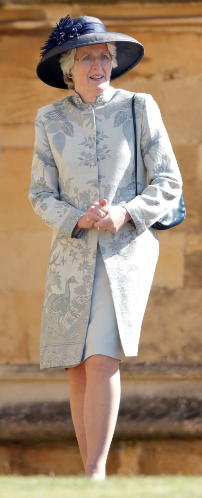 Lady Jane Fellowes au mariage royal | Getty Images