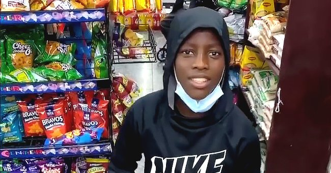 Boy Had 5 Seconds to Take Anything from a Store and His Choices Are Shocking