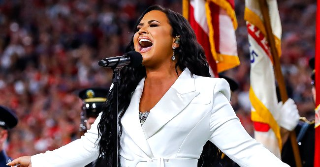 Demi Lovato Praised for Powerful National Anthem Rendition at Super Bowl 2020