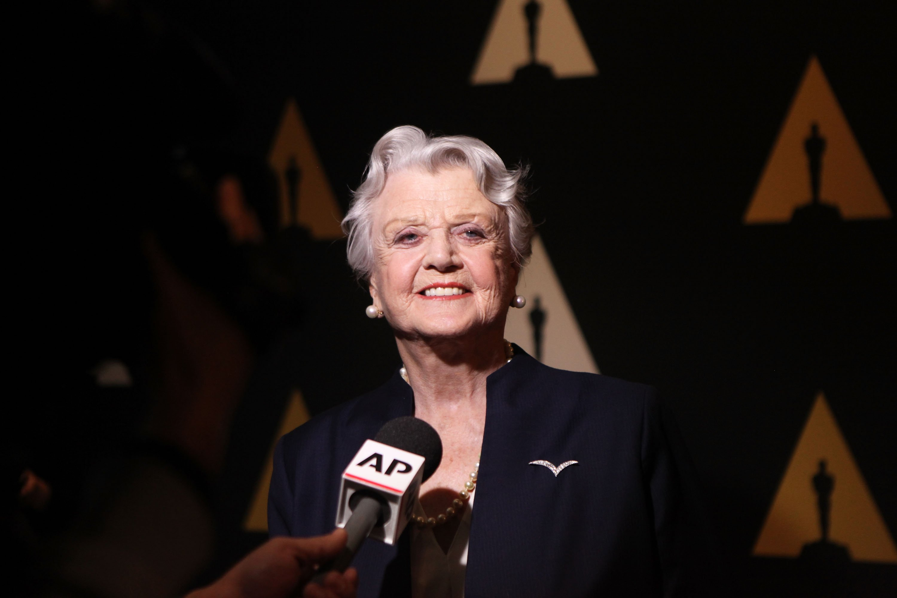 Angela Lansbury on May 9, 2016 in Beverly Hills, California | Source: Getty Images