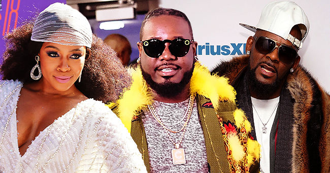 K Michelle Calls T Pain 'King of R&B' Alongside R Kelly and Gets Mixed Reactions