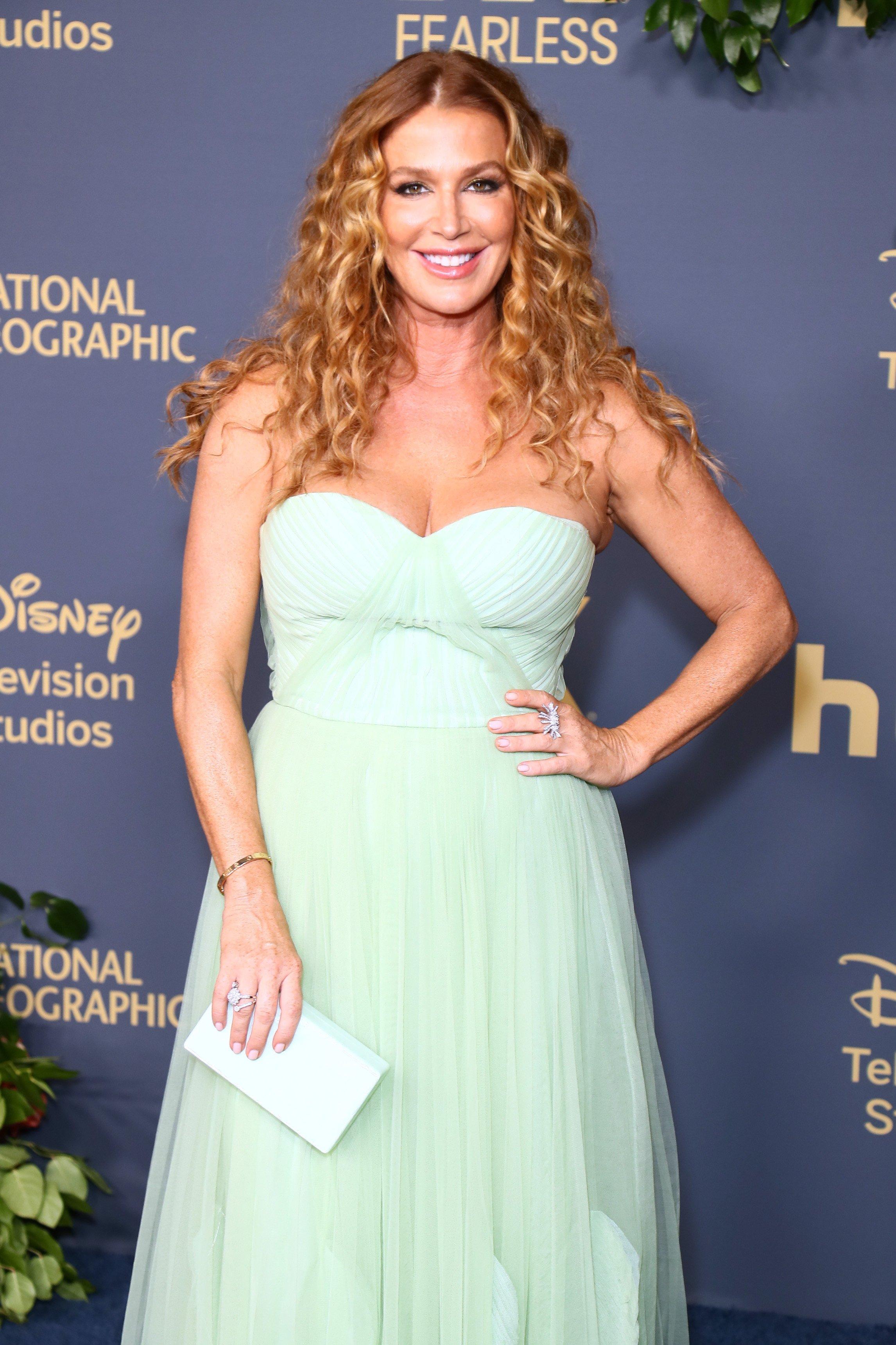 Poppy Montgomery participe à la soirée Emmy de Walt Disney Television le 22 septembre 2019 | Photo : Getty Images