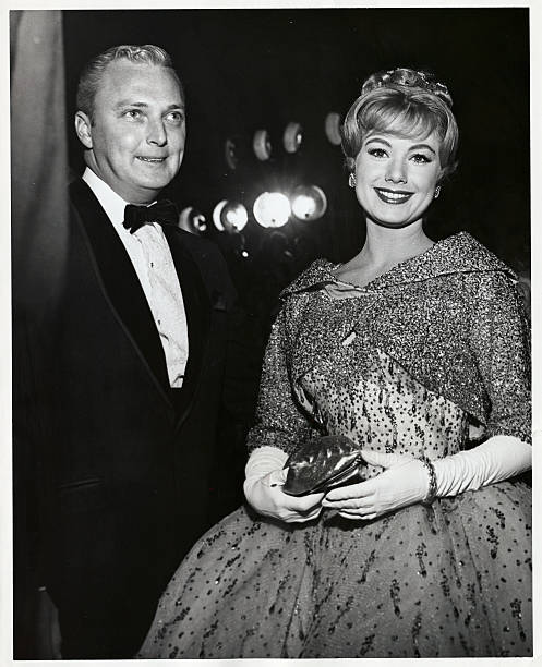 Shirley Jones and Jack Cassidy in the 60s | Photo: Getty Images