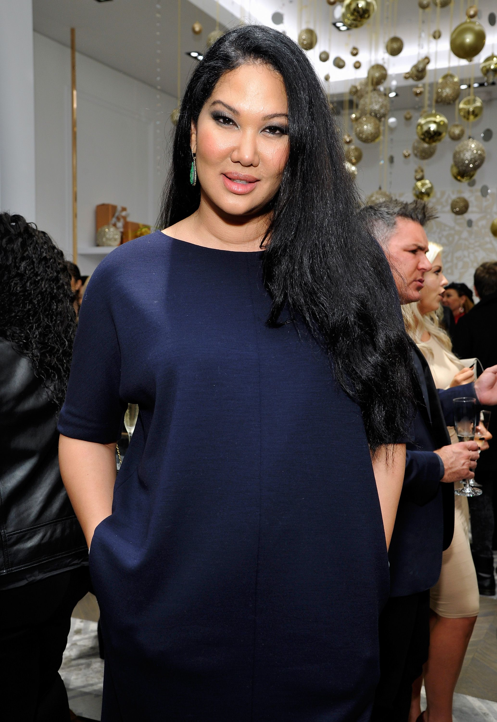 Kimora Lee Simmons at the opening of Kimora Lee Simmons' Beverly Hills boutique with W Magazine on December 10, 2015 | Photo: Getty Images