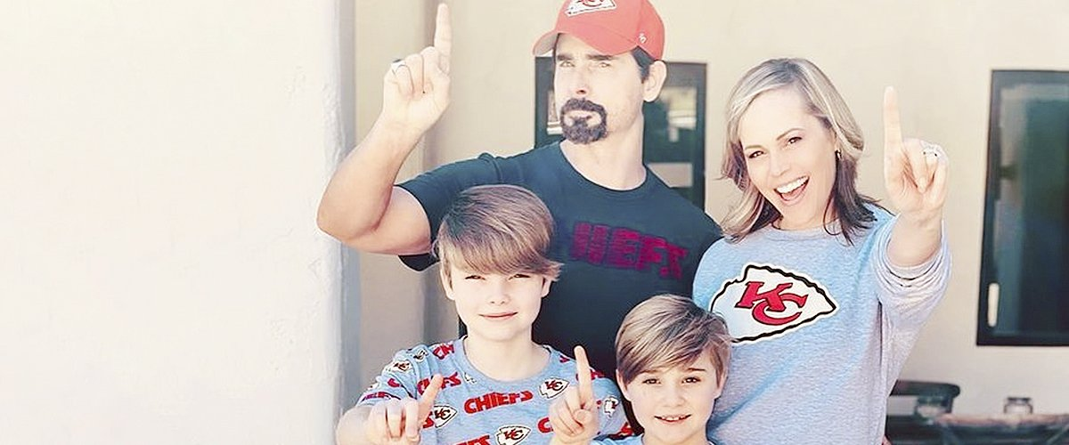 Kevin Richardson's Wife and Kids — He Met His Future Spouse While Working at Disney World