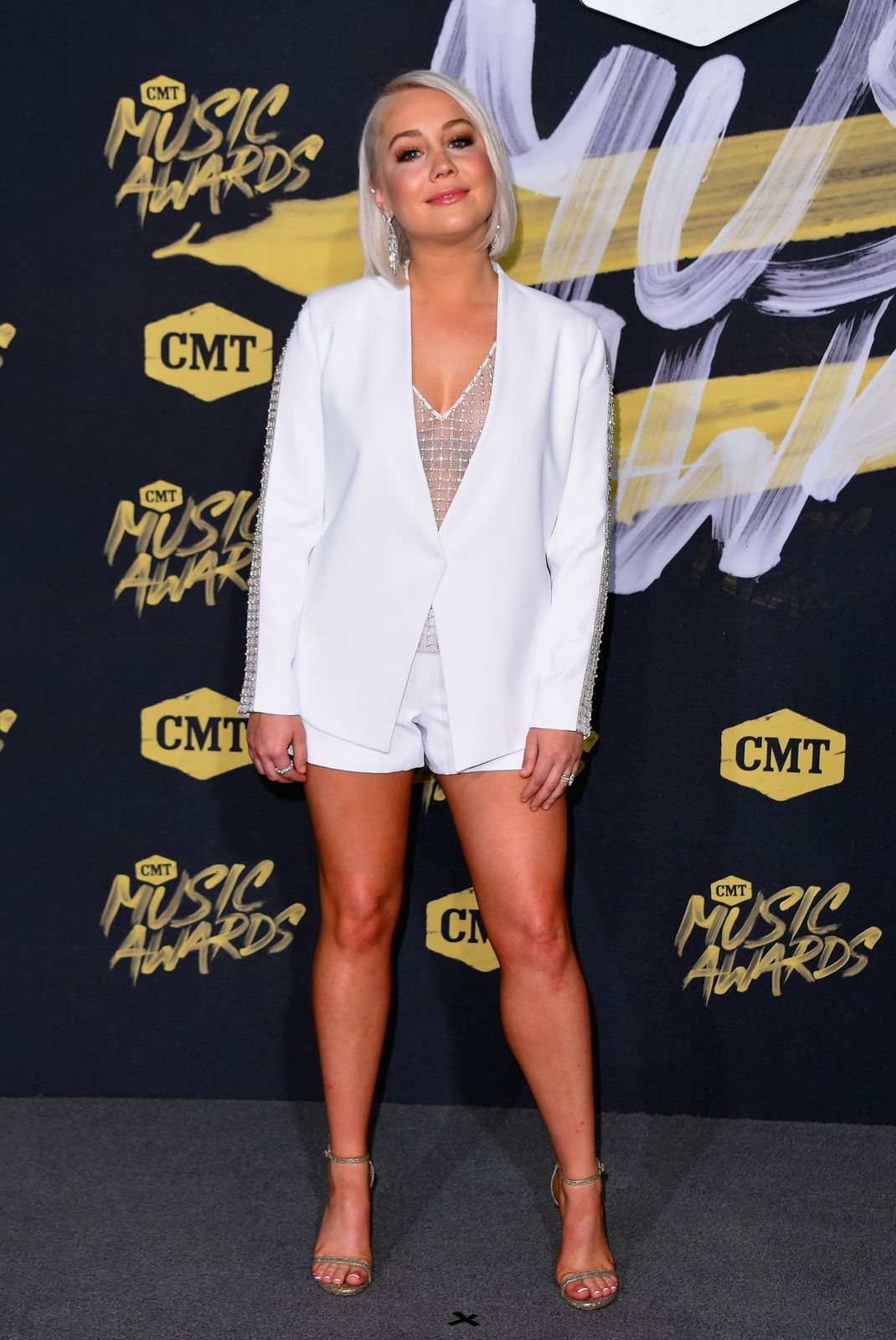 RaeLynn attends the 2018 CMT Music Awards at Bridgestone Arena on June 6, 2018 | Getty Images