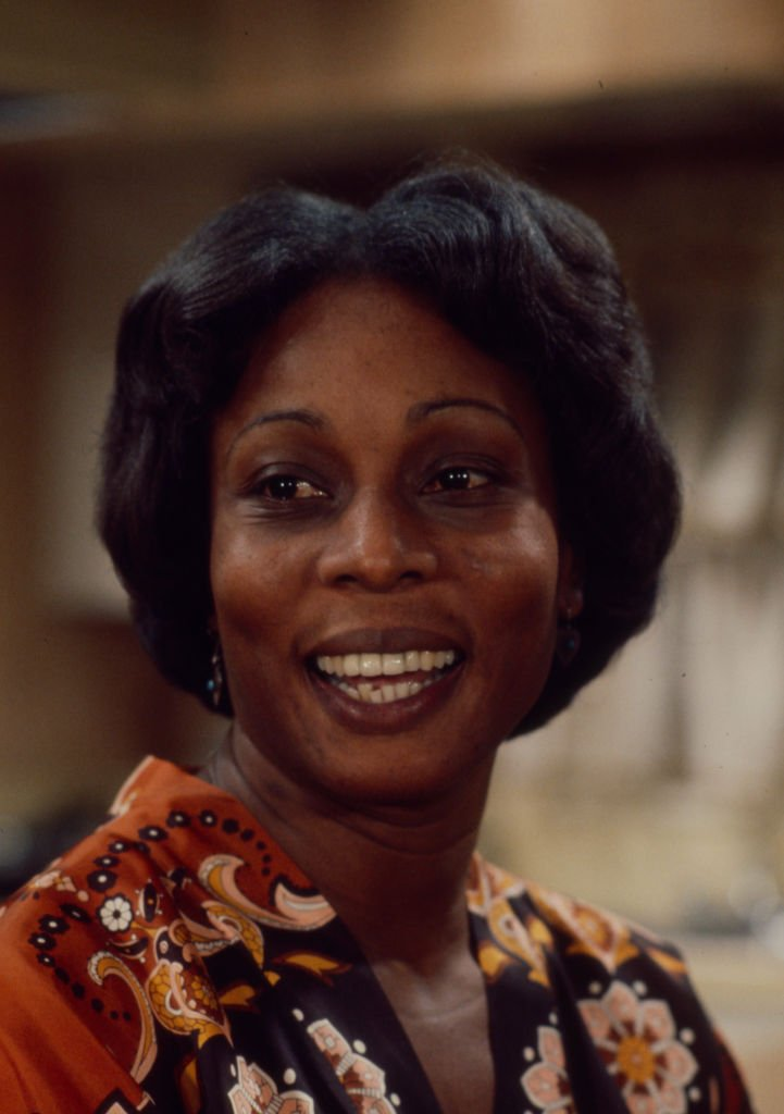 Madge Sinclair in the ABC tv movie 'Guess Who's Coming to Dinner?'   Photo: Getty Images