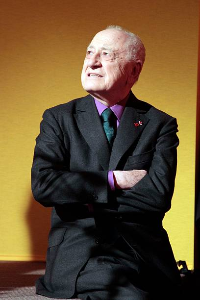 Portrait de Pierre Bergé. | Photo : Getty Images